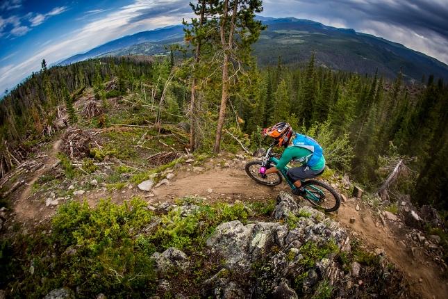 Colorado views never disappoint. Sven Martin Photo.